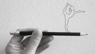 ZHDK Bleistift