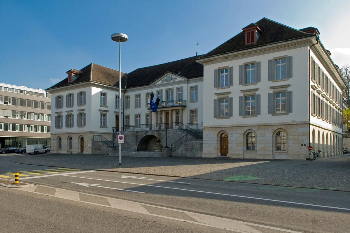 Kanton Aargau Services mit SwissID