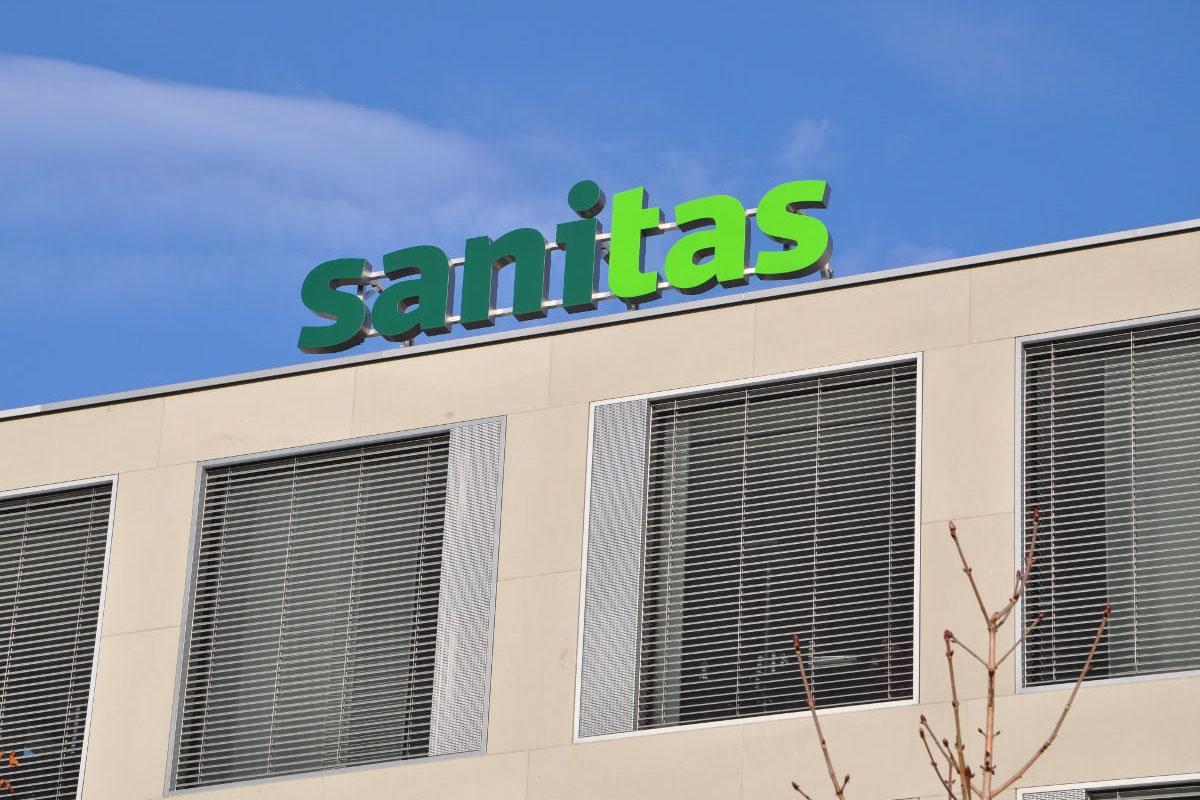 Sanitas Portal Security mit USP