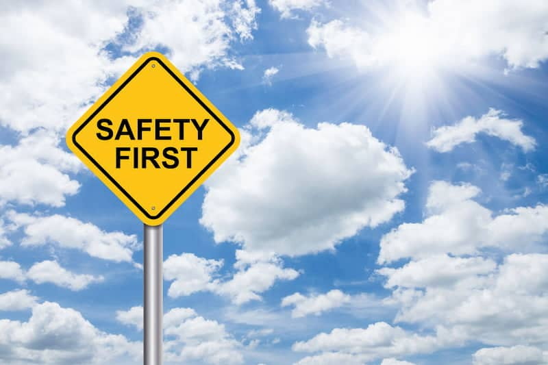 Safety mit Cloud Security