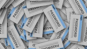 Sicheres Passwort Unitred Security Providers